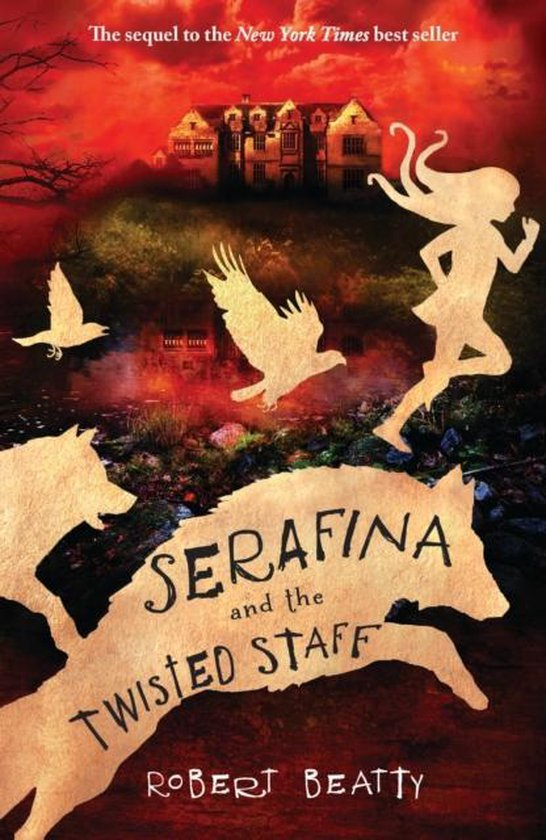 Serafina and the twisted staff (02)
