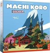 Machi Koro Legacy - Dobbelspel