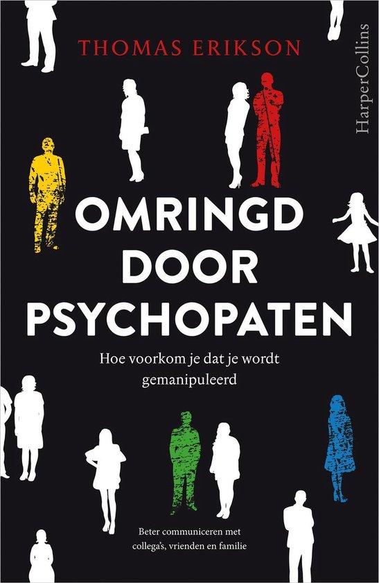 Omringd door psychopaten - Thomas Erikson |