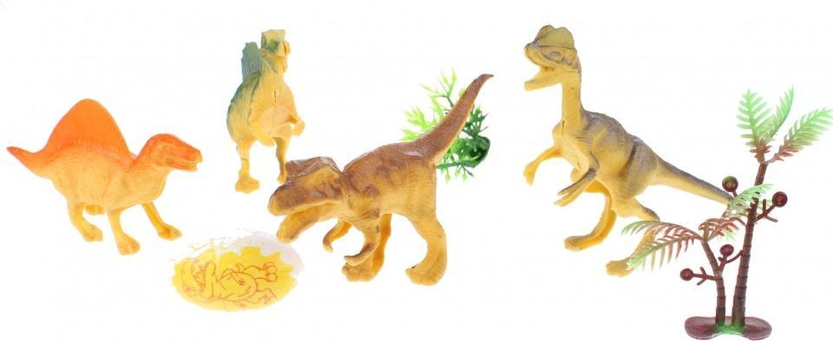 Toi-toys Speelset Dinosaurus 7-delig - toitoys