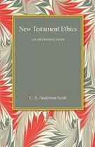 Boek cover New Testament Ethics van C. A. Anderson Scott