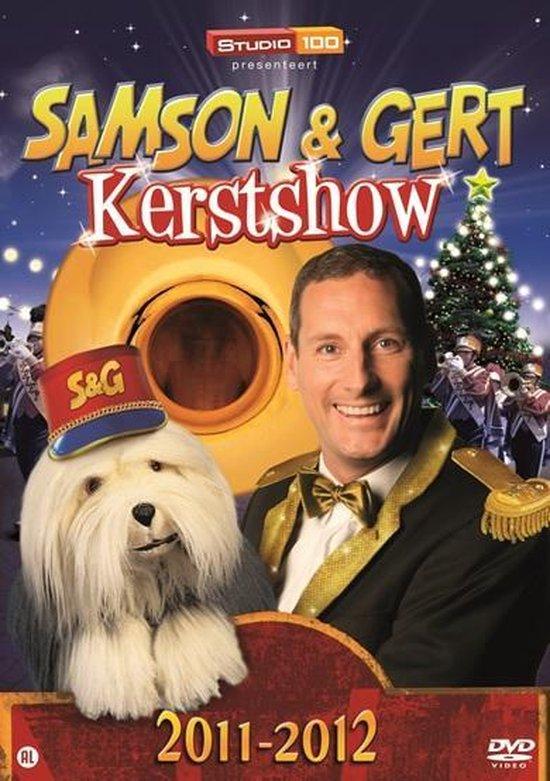 Cover van de film 'Samson & Gert - Kerstshow 2011-2012'