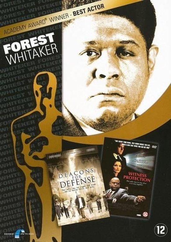 Cover van de film 'Forest Whitaker Box'