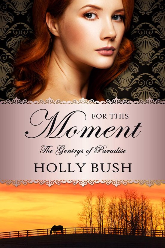 Boek cover For This Moment van Holly Bush (Onbekend)