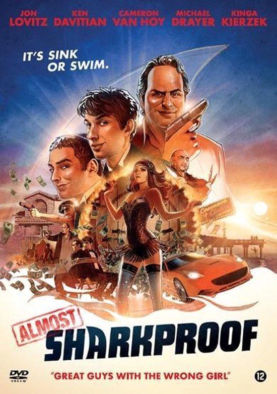 Cover van de film 'Almost Sharkproof'