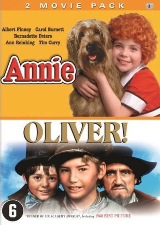 Cover van de film 'Annie/Oliver'