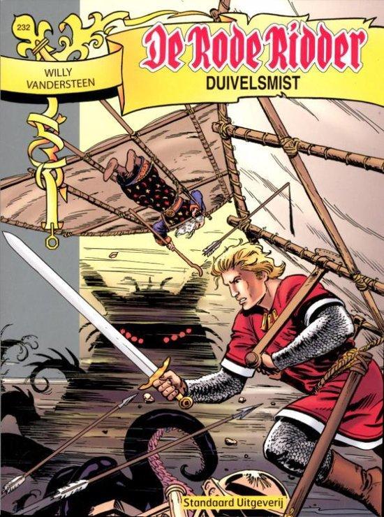 Rode ridder 232 duivelsmist - Willy Vandersteen |