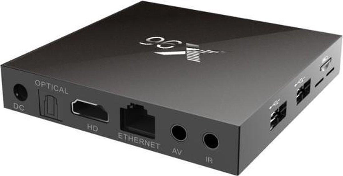 X96 Android TV Box 4K Kodi XBMC – 2/16GB + MX3 Air Mouse