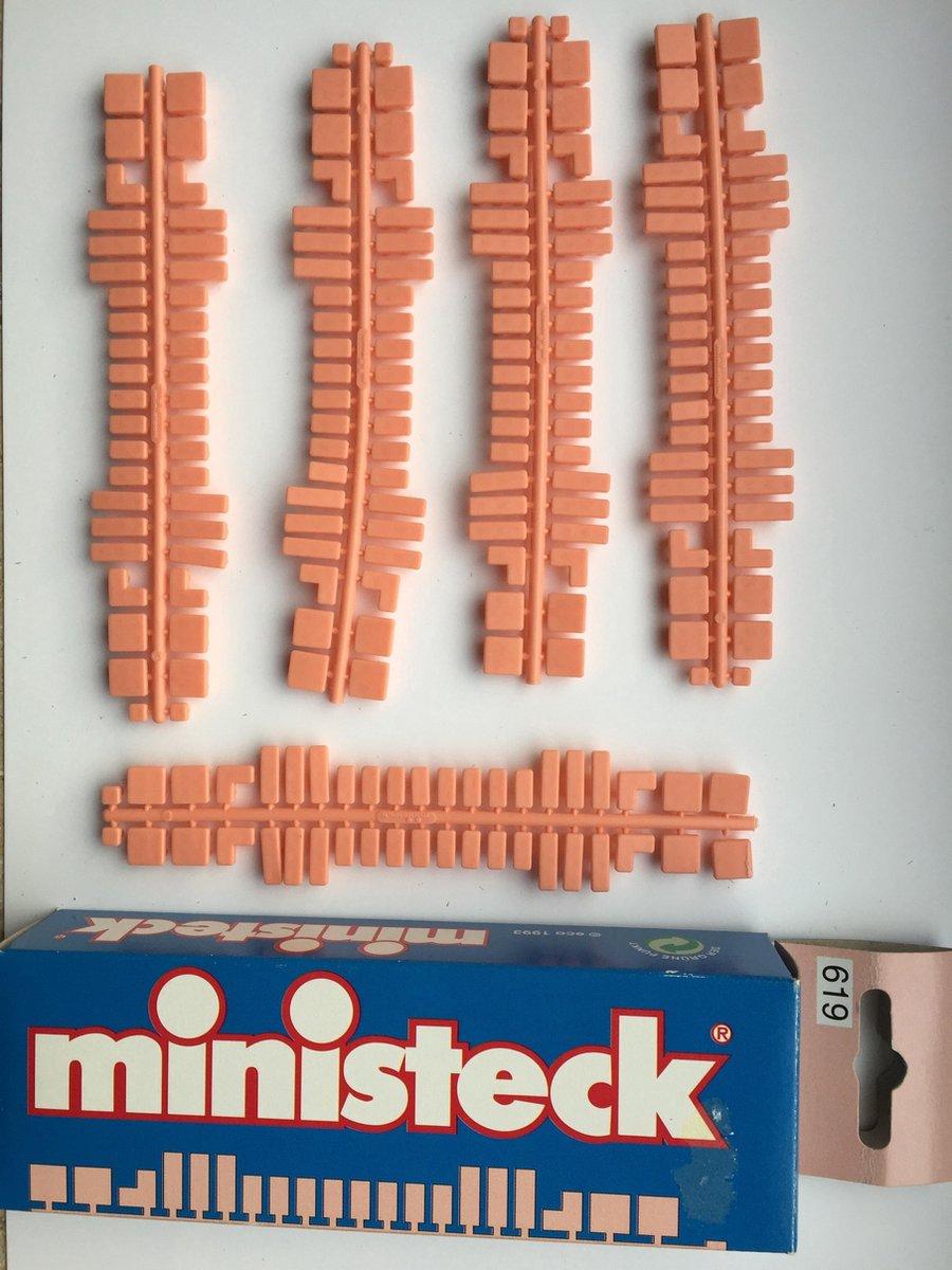 Ministeck aanvulling beige kleurcode 31619 - 5 strips in verpakking