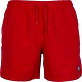 EA7 Boxer Beachwear Heren  Zwembroek - Maat XL  - Mannen - rood