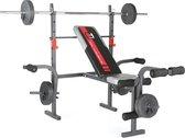 Halterbank Hammer BERMUDA (incl. 25 kg. Gewichtenset) - Trainingsbank