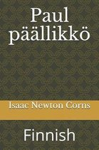 Boek cover Paul P  llikk van Isaac Newton Corns