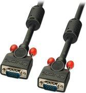 Lindy VGA M/M 30m VGA kabel VGA (D-Sub) Zwart