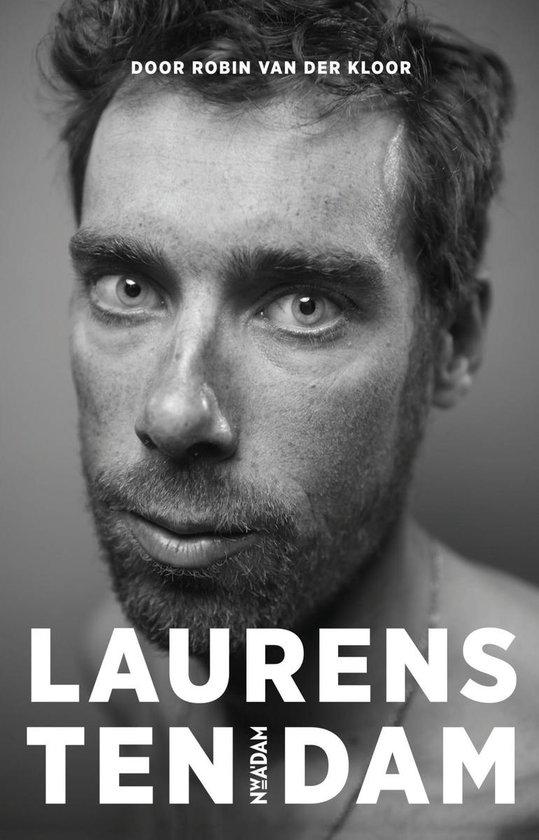 Cover van het boek 'Laurens ten Dam'