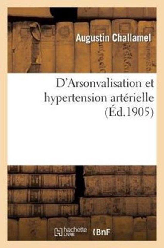 D'Arsonvalisation et hypertension arterielle