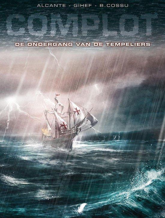 Complot 01. het einde van de tempeliers - Gihef | Readingchampions.org.uk