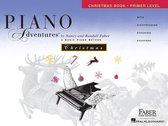 Piano Adventures - Christmas Book - Primer Level