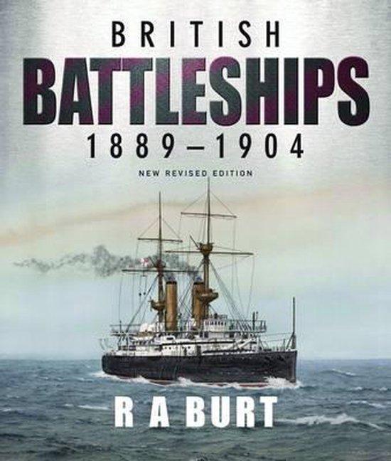 British Battleships 1889–1904