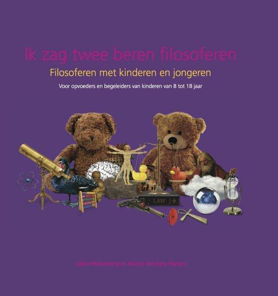 Ik zag twee beren filosoferen - Maaike Merckens Bekkers | Fthsonline.com