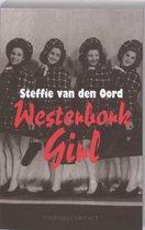 Boek cover Westerbork girl van Steffie van den Oord