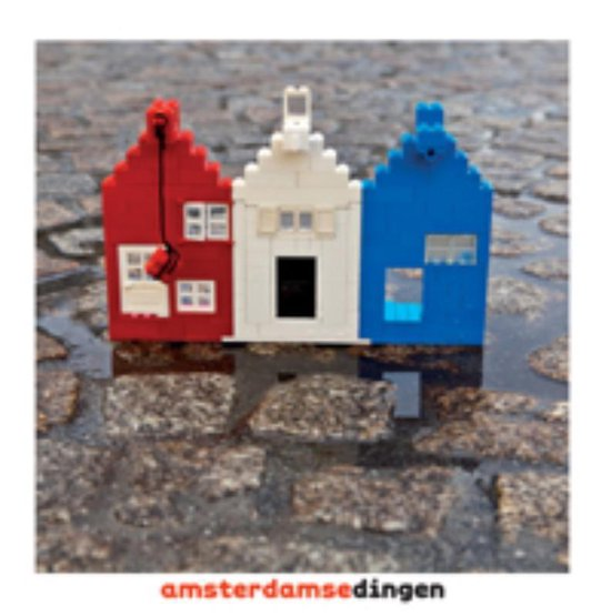 Amsterdamse dingen - Matthijs Immink |