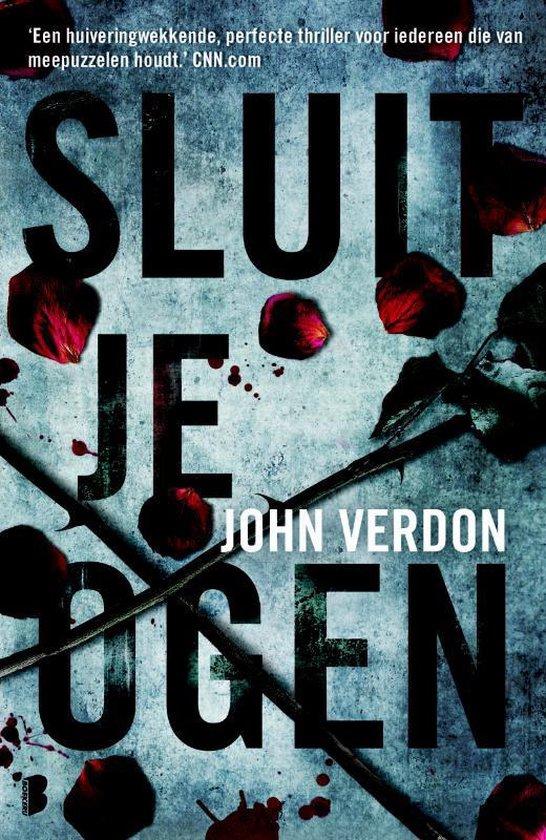 Sluit je ogen - John Verdon | Fthsonline.com