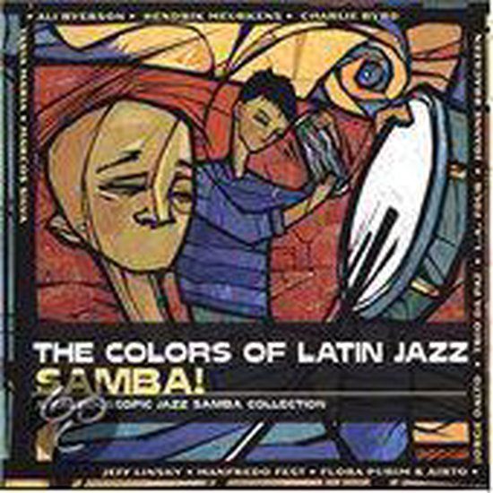 Colors of Latin Jazz: Samba