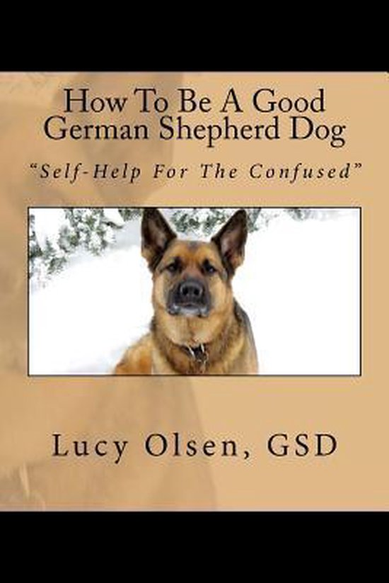 How to Be a Good German Shepherd Dog