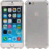 Transparant Schokbestendig Stevig  Bumper TPU case case smartphone Telefoonhoesje voor  Apple iPhone 6 6s