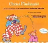 CD Circus Pindasaus: 24 liedjes voor kleuters van Betty Sluyzer