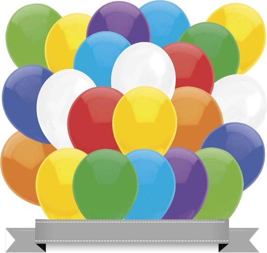Set Ballonnen Gekleurd (20ST)