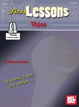 Omslag First Lessons Voice