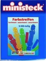 Ministeck Kleurstrips - 9.500-delig