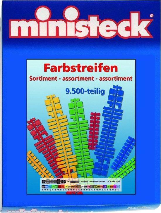 Afbeelding van Ministeck Kleurstrips - 9.500-delig speelgoed