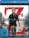 World War Z (Extended Cut) (Blu-Ray)
