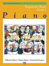 Alfred's Basic Piano Library Repertoire, Bk 3