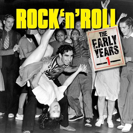 Rock 'N' Roll Early Years, Vol. 1