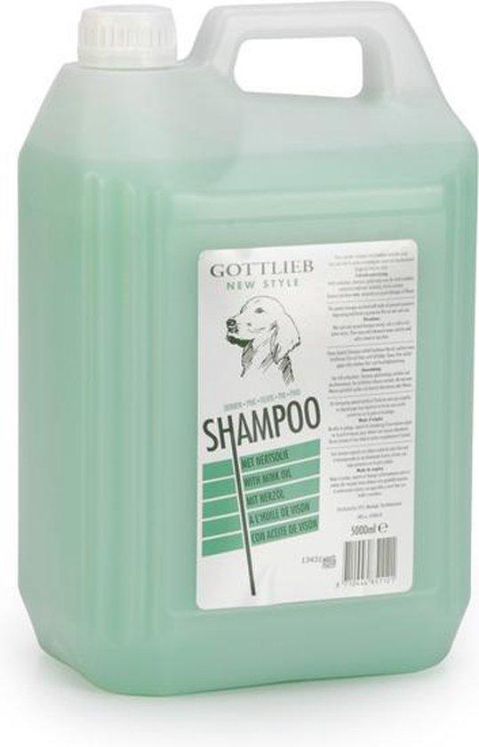Gottlieb - Shampoo - Dennen - 5 liter