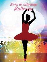 Livre de Coloriage Ballerine 1