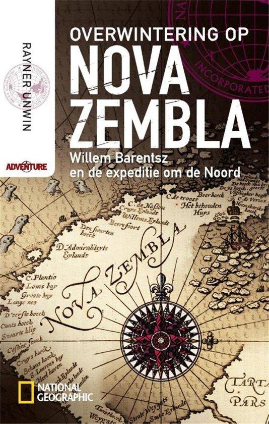 Overwintering op Nova Zembla - Rayner Unwin | Readingchampions.org.uk