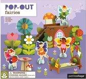 Petit Collage Pop-out 3d Feeën