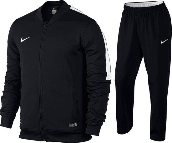 Bol Com Nike Academy Sideline Trainingspak Heren Maat Xl Zwart