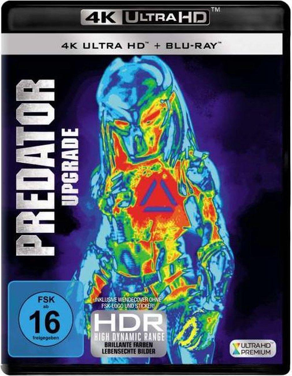 Predator - Upgrade (Ultra HD Blu-ray & Blu-ray)-