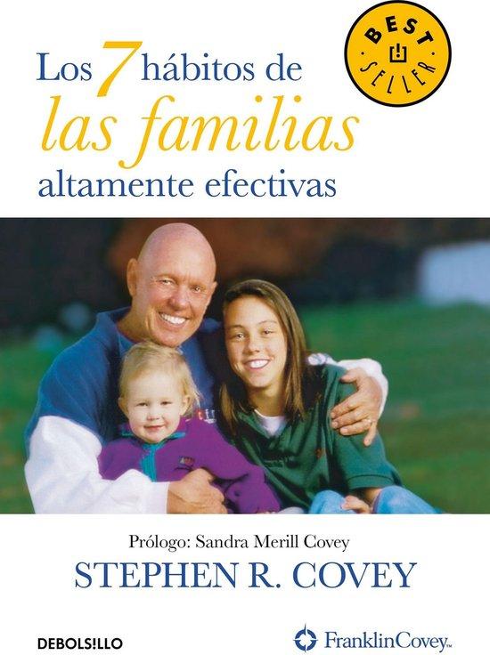 Afbeelding van Los 7 hábitos de las familias altamente efectivas