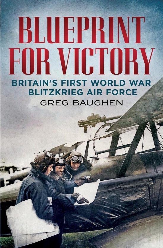 Boek cover Blueprint for Victory van Greg Baughen (Onbekend)