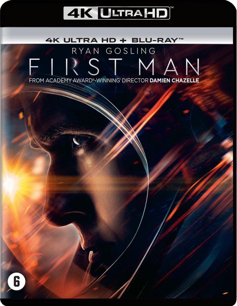 First Man (4K Ultra HD Blu-ray)-