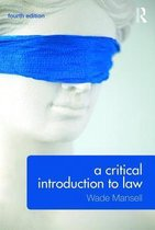 A Critical Introduction to Law