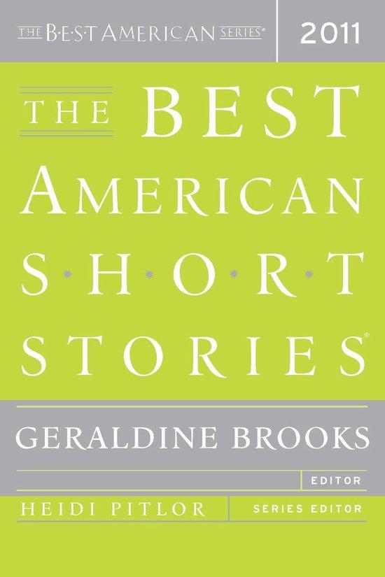 Omslag van The Best American Short Stories 2011