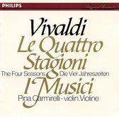 Vivaldi: The Four Seasons / Pina Carmirelli, I Musici
