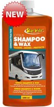 Star brite Citrus shampoo & wax   Camper & Caravan 1000ml (concentraat)